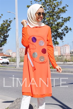 Red Show Tunik